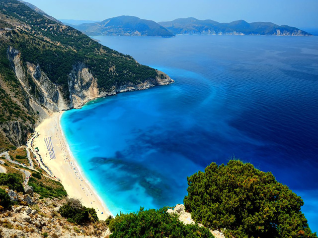 Tourism in Greece growing year by year