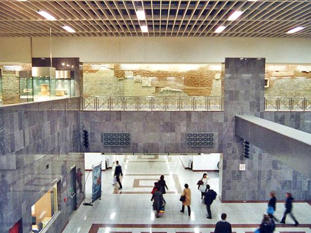 Афинское метро получило свое мировое признание