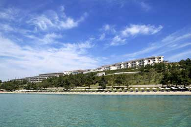 Halkidiki hotel voted best all-inclusive unit in Europe