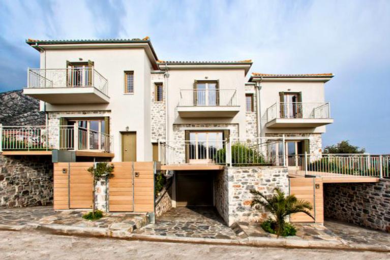 Дом будущего в городе Волос