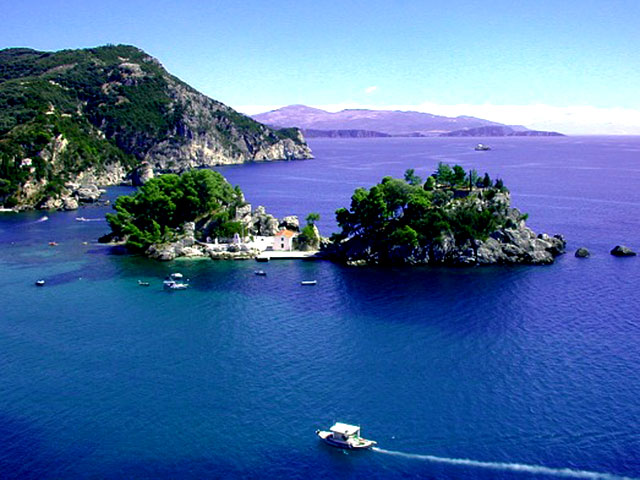 An apartment in London or a private island in Greece!