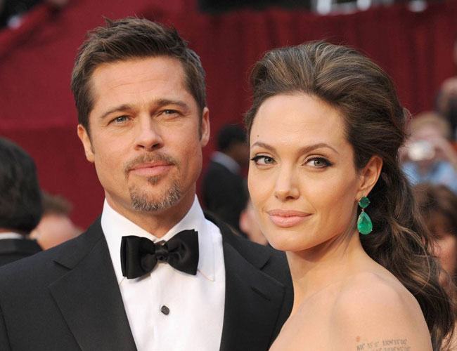 Jolie and Pitt have chosen Greece!