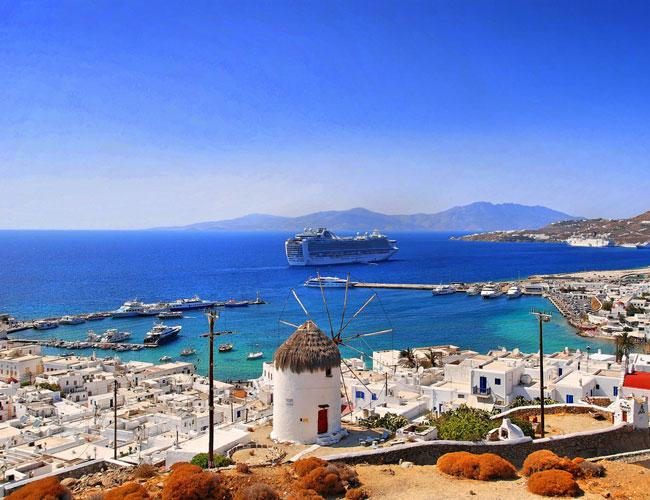 Бархатный сезон в Греции. Куда поехать?