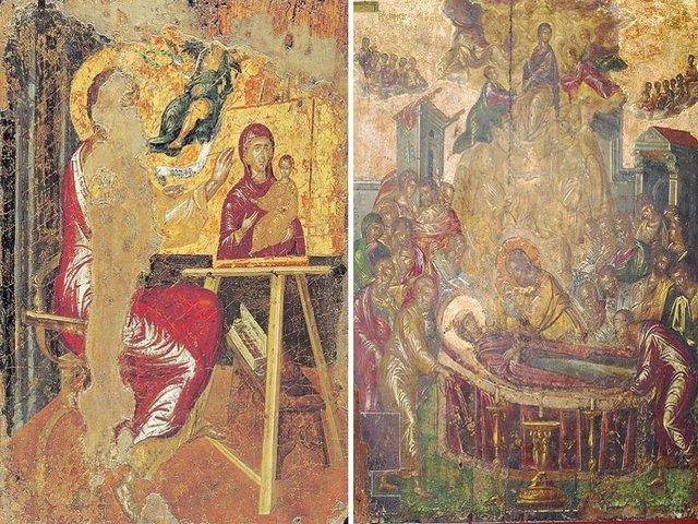 Theotokopoulos before El Greco