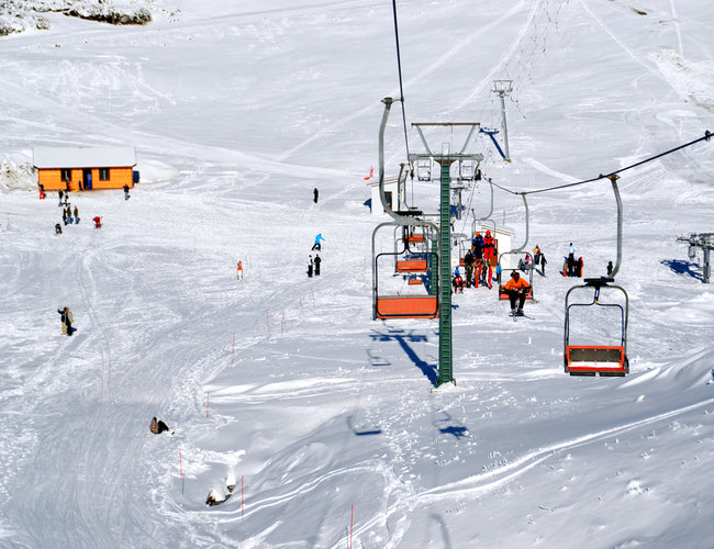 The Ski Resorts of Greece - Kaimaktsalan