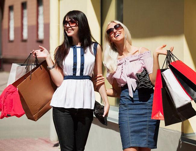 Start of Spring sales in Greece