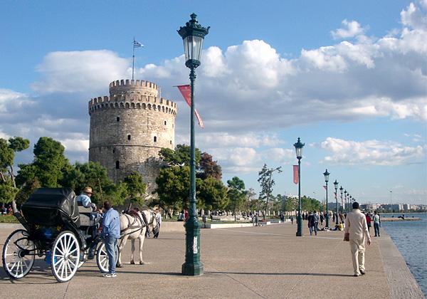 31-ая Международная туристическая выставка в Салониках