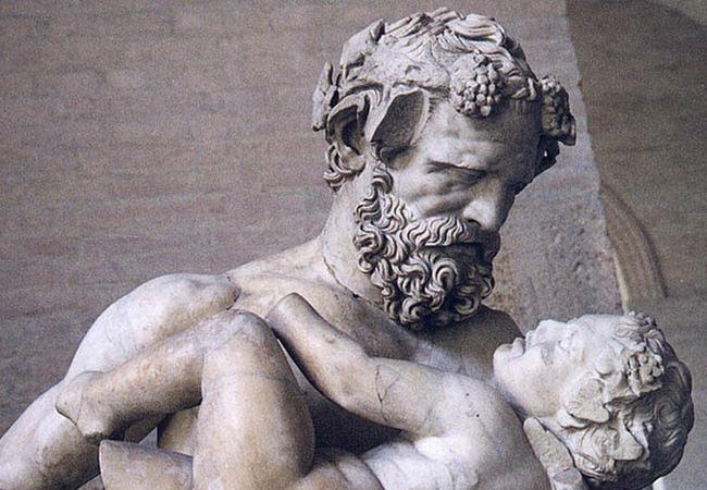 У Пеллі знайдена антична статуя Сілена
