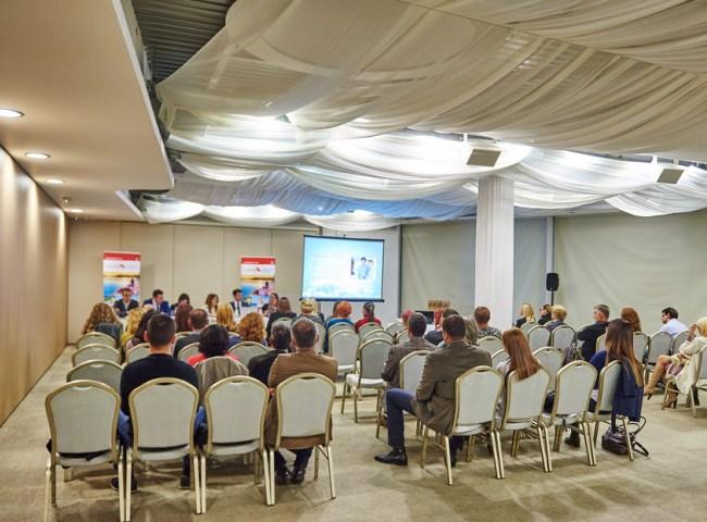 Presentation of Grekodom Development for Partners, Sofia, Bulgaria