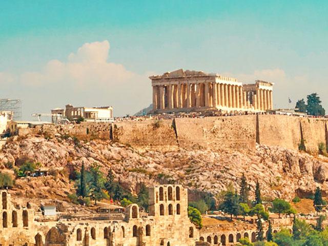 Таємниці Акрополя