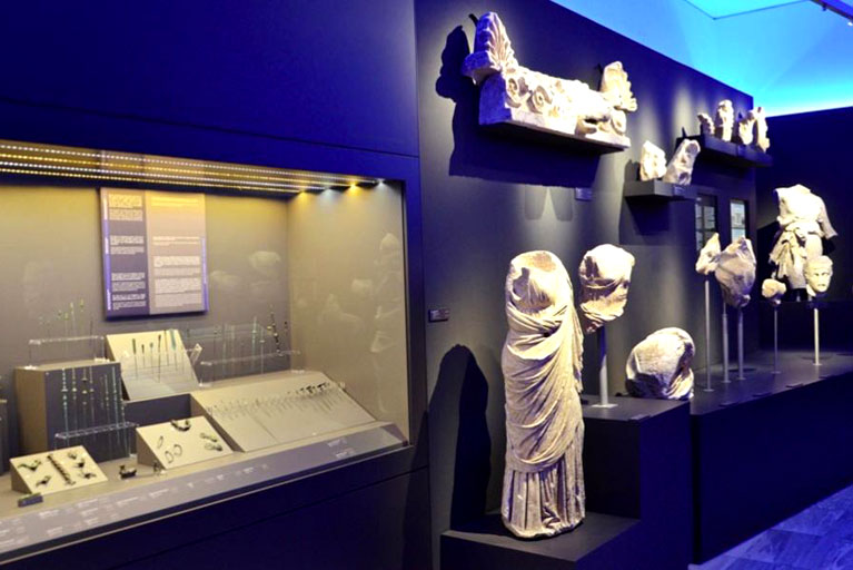 Peloponnese museum nominated for European award