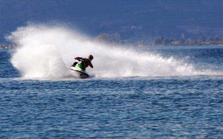 Чемпионат по jet ski на п-ове Пелопоннес