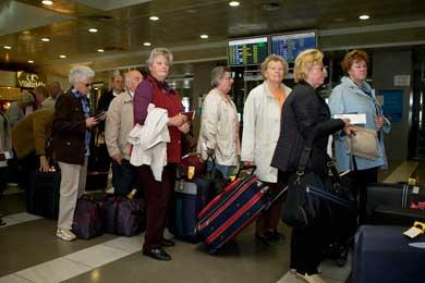 Tourism arrivals close to 23 mln