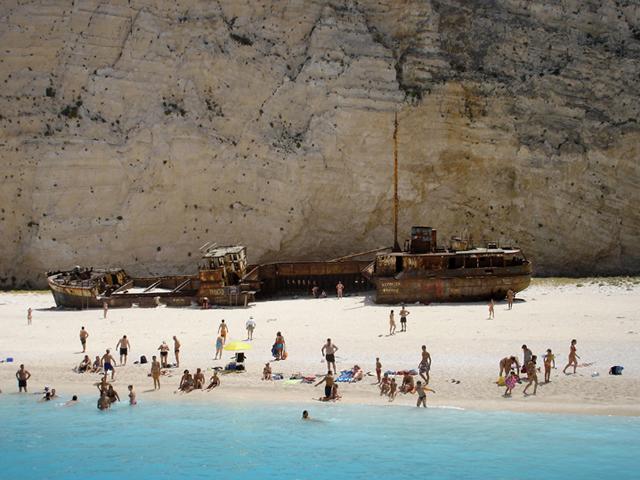 Греція - перший вибір для італійських, і не тільки, туристів
