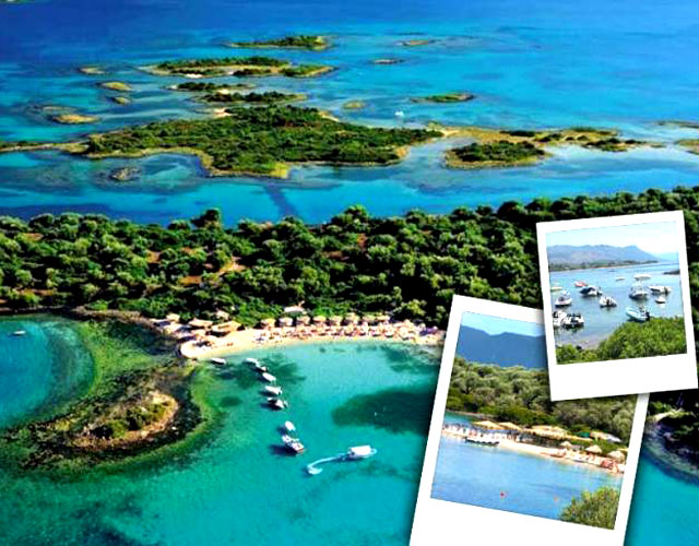 Unknown paradise islands!