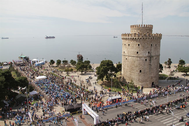"10th International Marathon ""Alexander the Great"""
