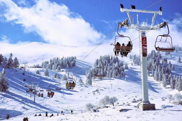 Гірськолижний курорт Калаврита