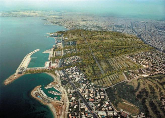В Греции начинается проект реализации самого большого парка Европы.