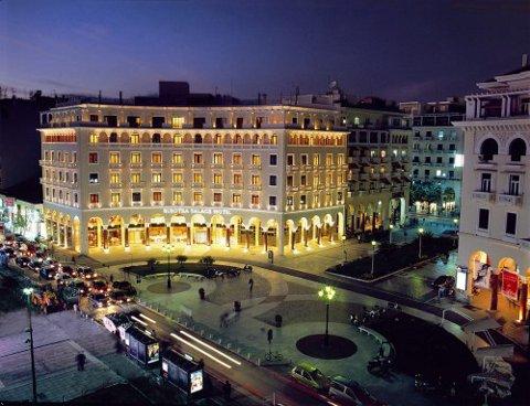 Салоники - европейский город будущего