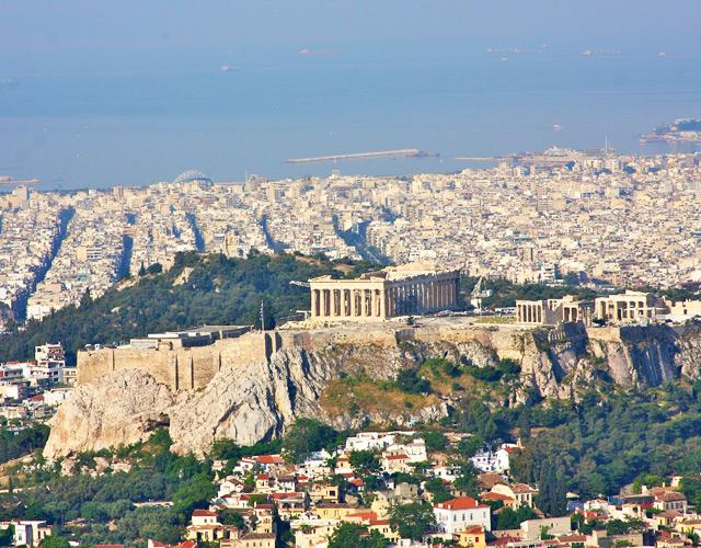 «Скачок» Афин в списке наиболее привлекательных для капиталовложений городов.