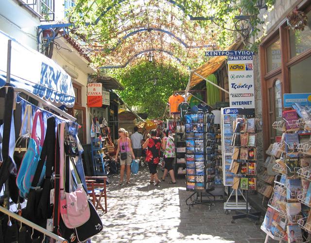 Магазины в Греции будут работать и по воскресеньям.