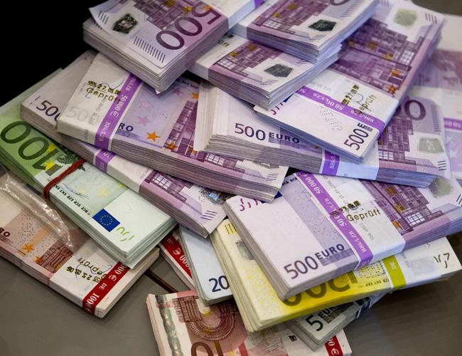 Банкет иностранных funds в Афинах