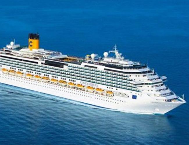 Число круизных туристов достигло 5,5 млн.