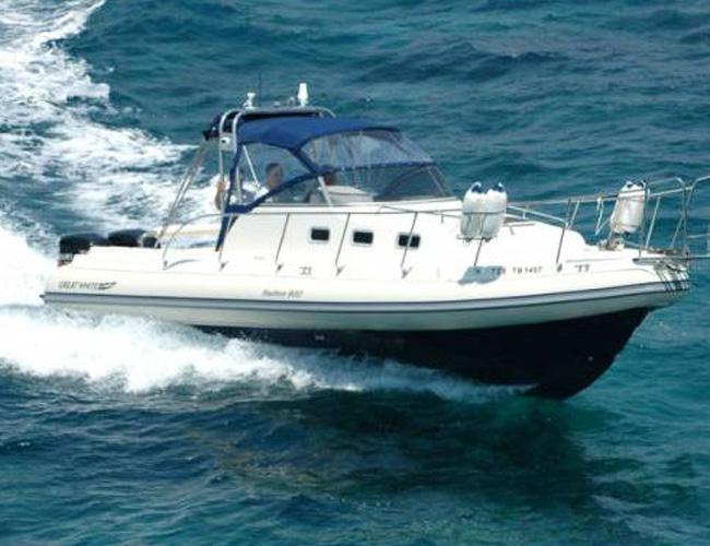 Доход на содержание прогулочных яхт за 2013 год