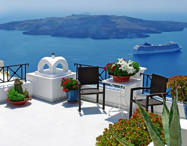 5 причин посетить Грецию.
