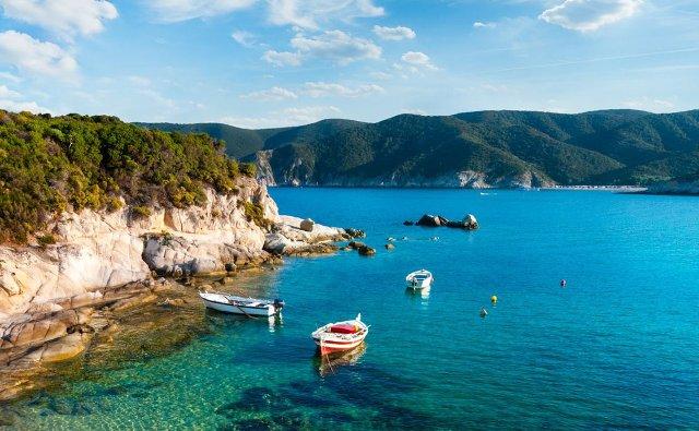 Греция в топ-10 популярных мест отдыха!