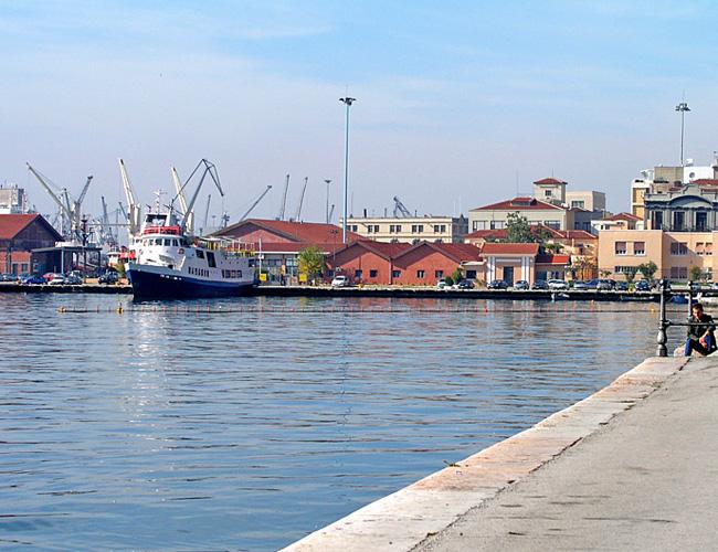 Интерес сотрудничества с портом города Салоники проявляет компания, входящая в холдинг  «Finance & Credit»