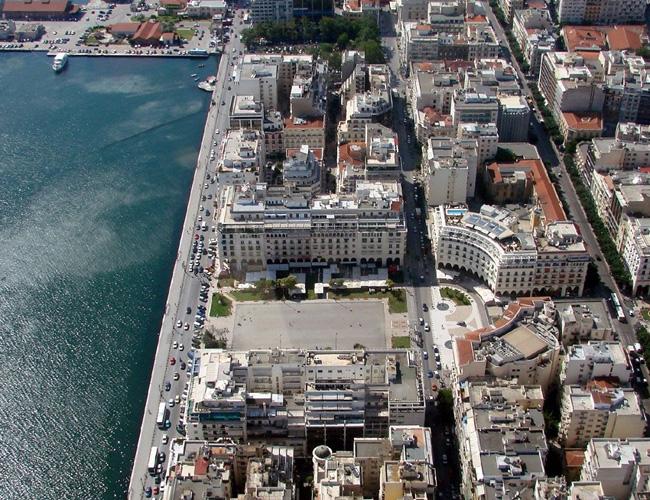 Locals к услугам туристов в Салониках