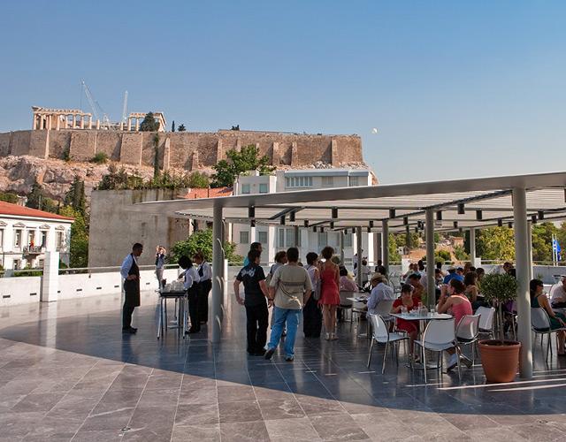 Ресторан Музей Акрополь входит в пятерку лучших музей ресторанов в мире!