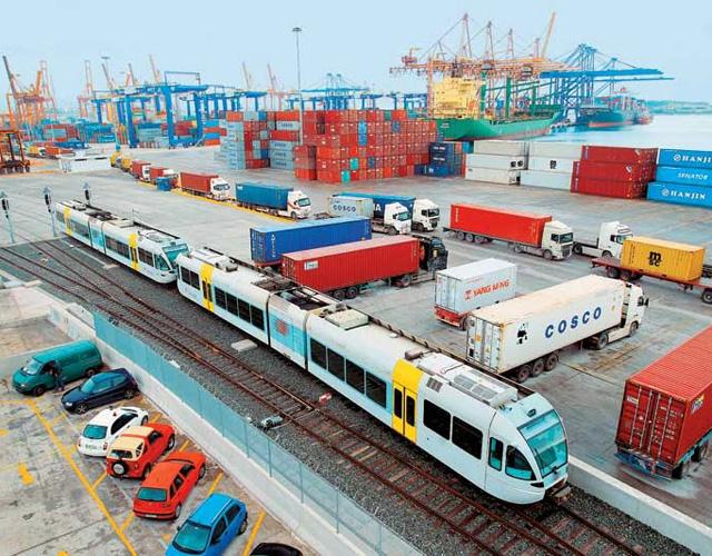Стратегическое партнерство TRAINOSE - P & G для перевозов  грузов компании.