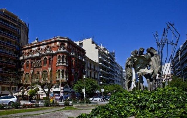 Российско-греческий бизнесмен отреставрирует «Красный дом» в Салониках