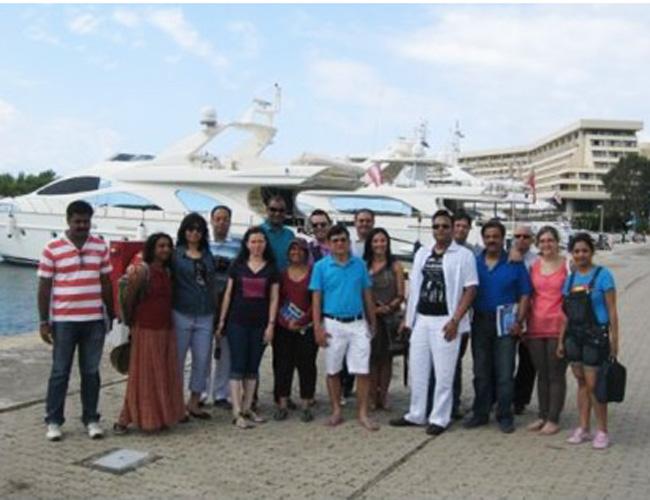 Халкидики в центре внимания туроператоров Индии