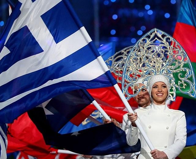 Греческие корни церемонии закрытия Олимпийских Игр в Сочи