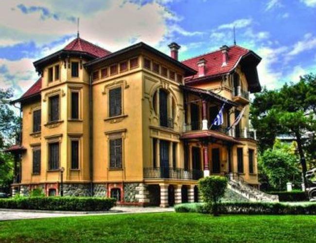 Шестьдесят семь зданий-шедевров г. Салоники открывают свои двери для посетителей