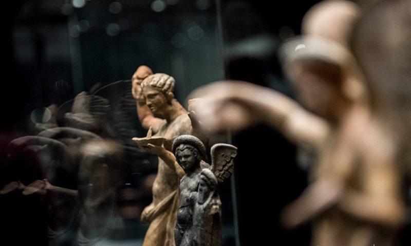 """Выставка """"Боги и герои Древней Греции"""" в Москве"""