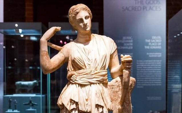 Η αρχαία Ελλάδα στην καρδιά της ρωσικής πρωτεύουσας