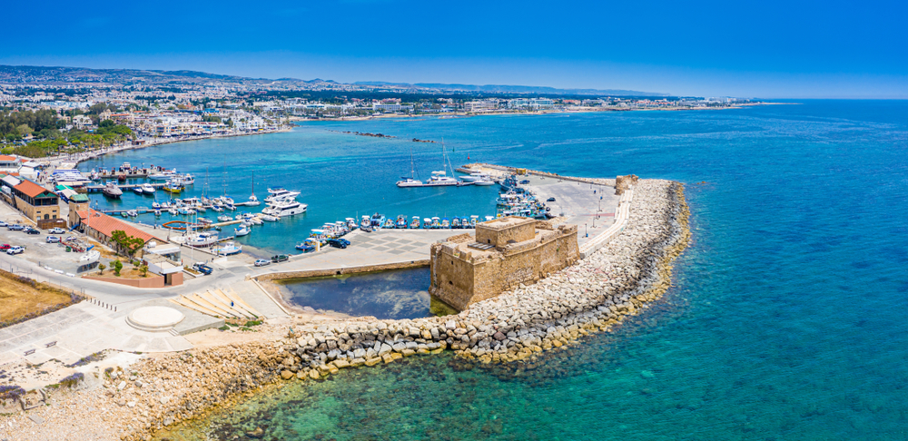 Paphos is making preparations to meet tourists in winter