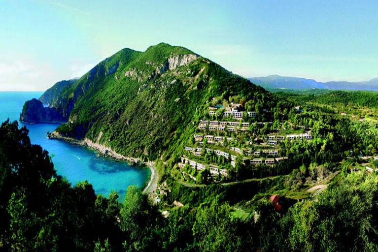 Корфу - «Грецький Монако», будинок королів, аристократії і зірок шоу бізнесу