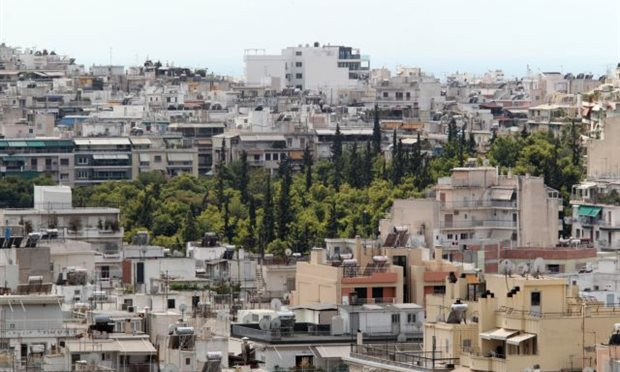 Eurostat: Greek Real Estate Declines as Compared to EU Counterparts