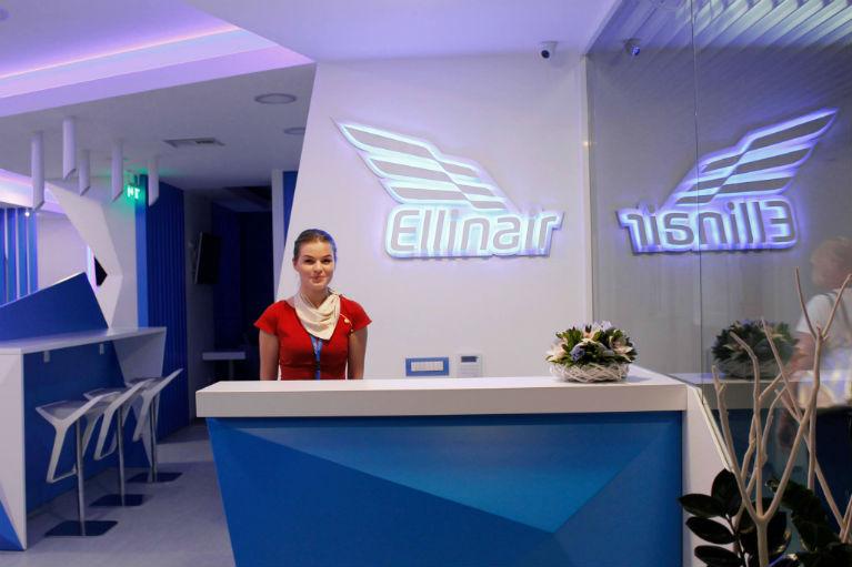 Дизайн CIP зали в Аеропорту Крита від Grekodom Development