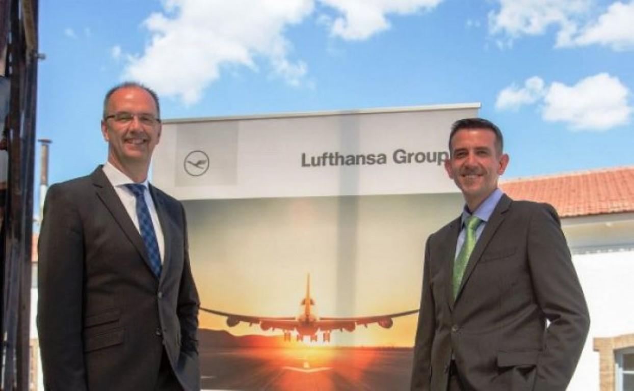 Lufthansa dynamisch auf dem griechischen Markt