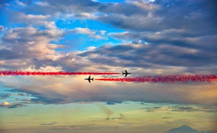 Kavala Air/Sea Show этим летом