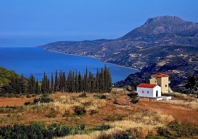 Остров Эвия