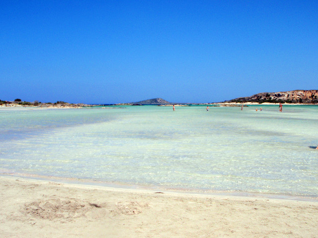 Astonishing Percentage of Greek Beaches Found Suitable for Swimming