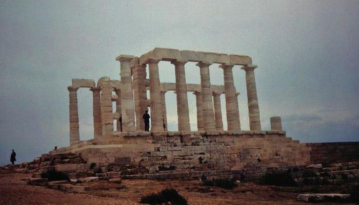 Sounion Half Marathon at the Ancient Temple of Poseidon