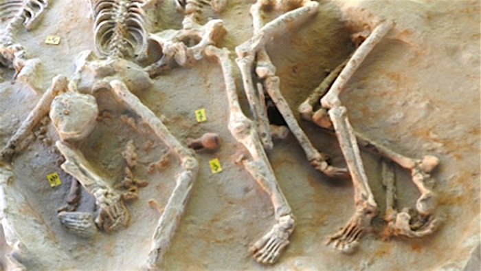 Ancient Grave With 80 Bodies Found Near Athens May be Linked to Cylonian Affair